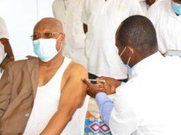 Vaccination anti-covid-19 au Togo