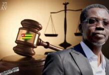 Pius Agbetomey justice corrompue togo