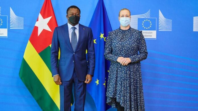 Le Chef de l'Etat reçu au sein des institutions européennes