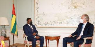 Sassou Nguesso, Tony Blair : à Paris, le Chef de l'Etat a poursuivi ses entretiens