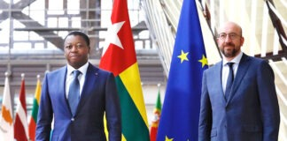 Le Chef de l'Etat s'est entretenu avec le Président du Conseil Européen