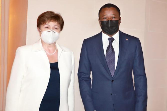 A Paris, le FMI salue la résilience du Togo et promet un appui de 250 millions $