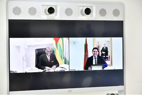 Lomé et Rabat renforcent leur coopération
