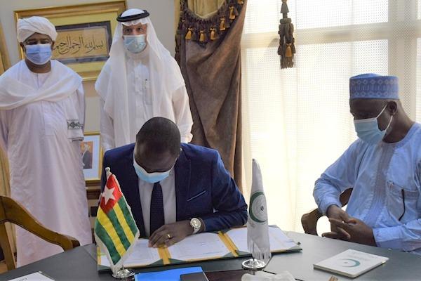 Le Togo adhère au Centre de Travail de l'Organisation de la Coopération Islamique