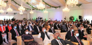 La Présidente de l'Assemblée Nationale a assisté à l'investiture de Ismail Omar Guelleh