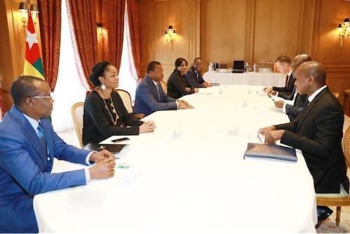 A Paris, le Togo renforce son partenariat avec les institutions financières internationales