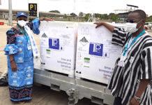 Le Togo reçoit 140 000 nouvelles doses d'AstraZeneca