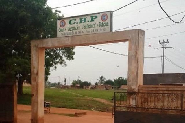 CHP Tohoun Togo