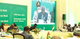 Le Chef de l'Etat a participé à un sommet extraordinaire de la Cedeao à Accra