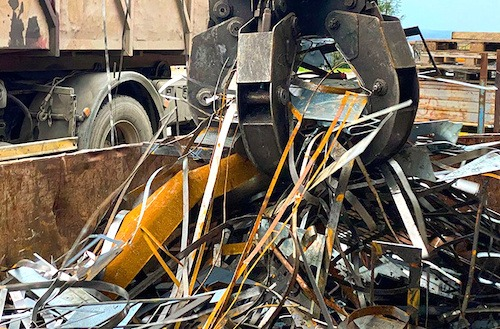 L'exportation de la ferraille collectée au Togo est suspendue