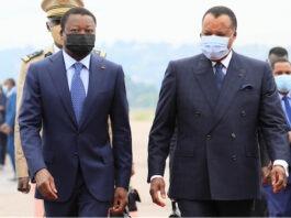 Le Chef de l'Etat en visite de travail au Congo