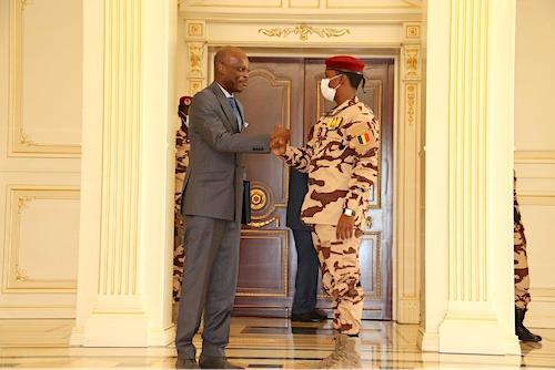 Nouvelle visite de travail du ministre des affaires étrangères au Tchad
