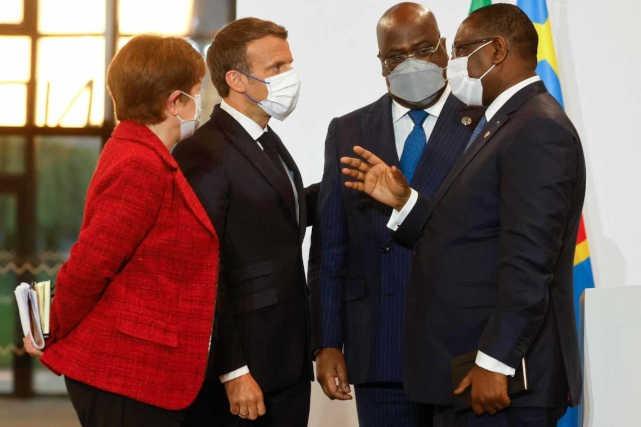 sommet france afrique 18 mai 2021