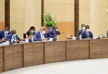 Conseil des ministres : quatre projets de décret, quatre communications