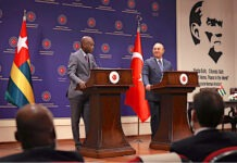 Le Togo ouvrira une ambassade en Turquie