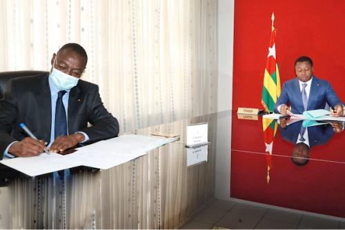 Le Chef de l'Etat a pris part à un sommet mondial sur les vaccins