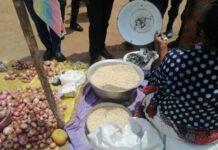 Le gouvernement va mettre fin à la flambée des prix des denrées alimentaires et à la spéculation