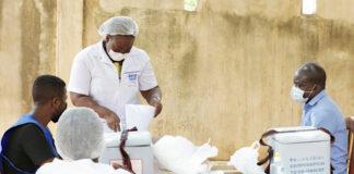 La deuxième dose d'AstraZeneca élargie aux 30 ans et plus du Grand Lomé
