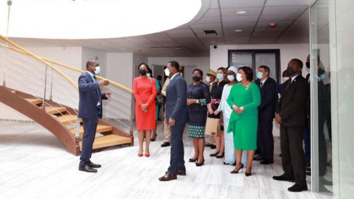 Le Togo ouvre son premier data center