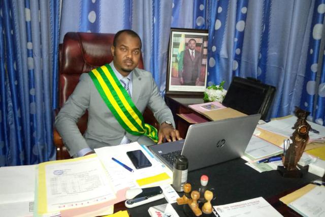 Aimé Koffi Djikounou maire du Golfe 7