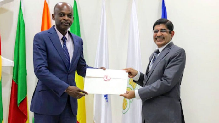 L'Inde désigne son premier ambassadeur au Togo