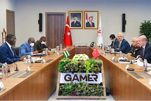 Jour 3 de la visite du ministre de la sécurité en Turquie