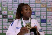Clarisse agbegbenou 5 fois championne