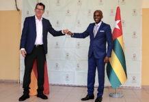 Début de la visite du ministre allemand de la coopération