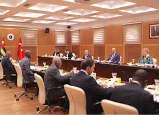 Un Business Forum Togo-Turquie annoncé pour le dernier trimestre à Lomé