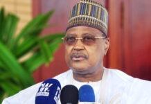 Le Chef du parlement nigérien reçu à Lomé