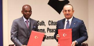 Le Togo et la Turquie signent plusieurs accords bilatéraux