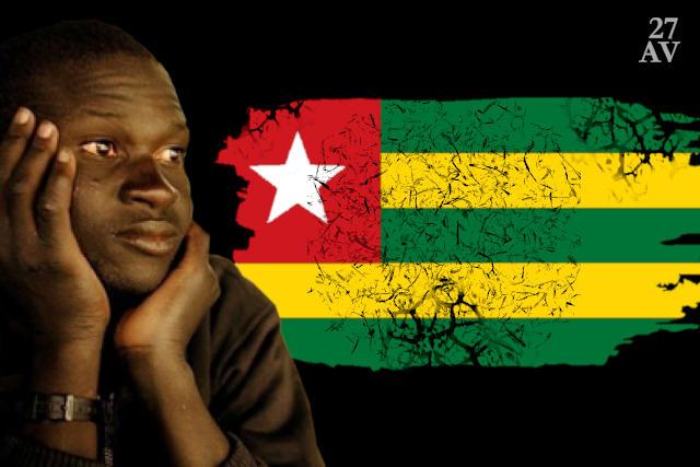 Quelque chose de brisé chez le Togolais