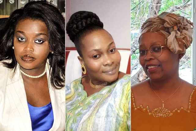 Sonia Neme Gnassingbe Abla Odjo Mawaba Songue Balouki