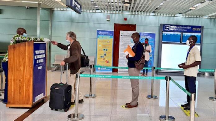 Quarantaine systématique de 10 jours pour les voyageurs venant de six pays