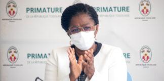 """Victoire Dogbé : """"la hausse des cas de coronavirus nous interpelle"""""""