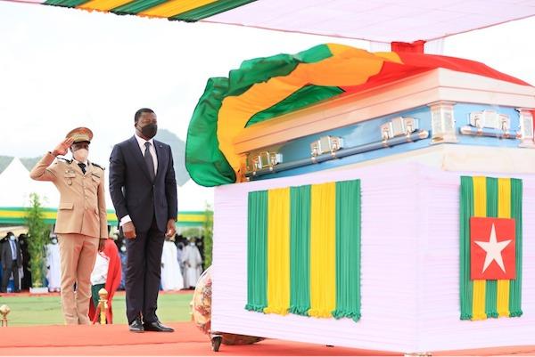 Abass Bonfoh inhumé à Kabou