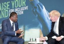 A Londres, le Chef de l'Etat s'est entretenu avec le Premier ministre britannique