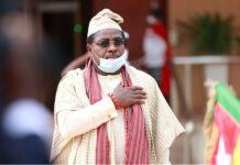 Nouveaux ambassadeurs accrédités au Togo