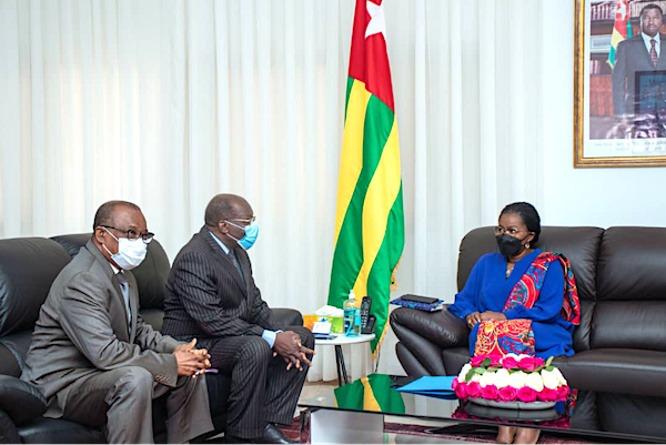 Les enjeux de l'industrialisation du Togo discutés à la Primature