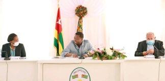 A Kara, le Gouvernement fait le point sur les projets prioritaires