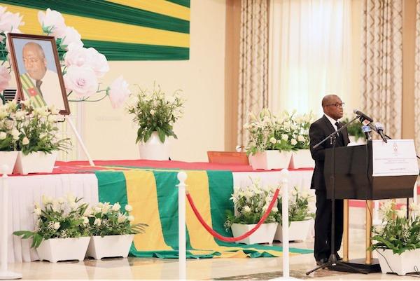 Le Togo rend un hommage national à Abass Bonfoh