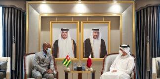 Le ministre des Affaires Étrangères en visite de travail au Qatar