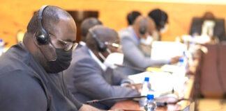 Contentieux maritime Togo/Ghana : 8ème round de négociations