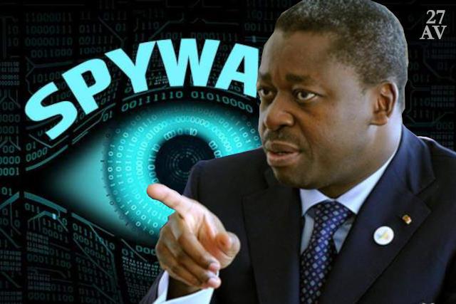 Faure Gnassingbe espionne ses opposants