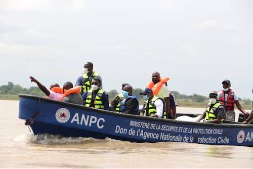 La protection civile équipe les populations de l'Ogou