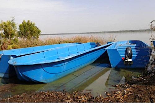 Retour du repos biologique sur le Lac Nangbéto
