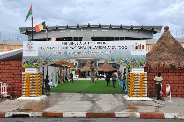 Le Marché international de l'artisanat du Togo rouvre bientôt