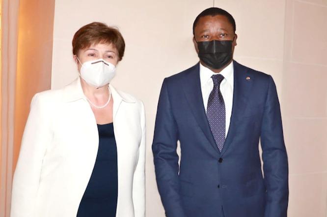 Le Togo, parmi les bénéficiaires africains des nouveaux droits de tirage spéciaux du FMI