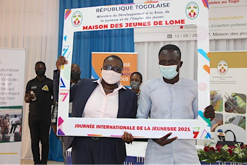 JIJ 2021 : le Togo célèbre ses jeunes agro-entrepreneurs