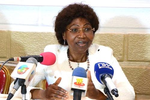Décès de la Présidente de la CNDH, Nakpa Polo